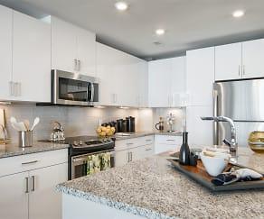 Kitchen, Insignia on M