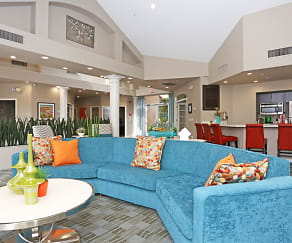 Clubhouse, Coronado Crossing Apartments