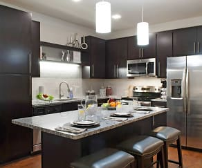 Kitchen, Vanguard Heights