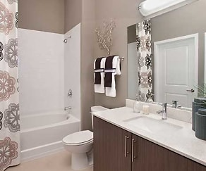 Bathroom, Avalon Potomac Yard