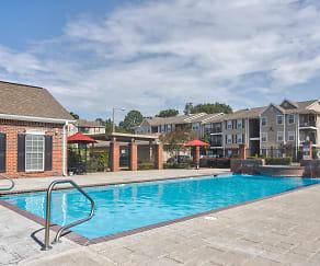 Pool, Park Residences Bienville Apartments