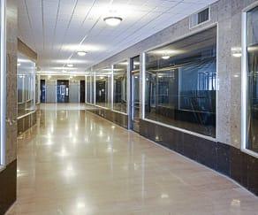 Union Arcade Apartments, Walcott, IA