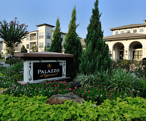 Community Signage, Palazzo at Cypresswood Apartments