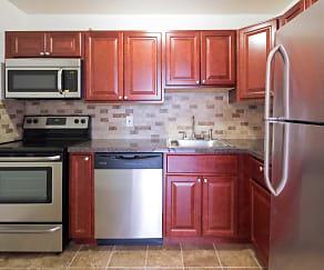 Kitchen, Namotur Towers