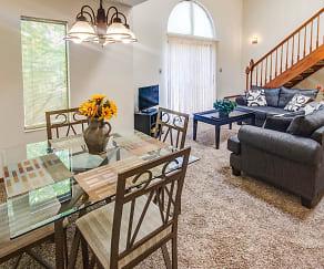 Living Room, York Woods Center
