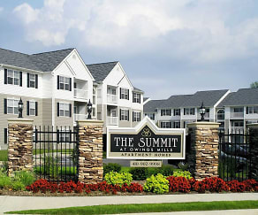 Community Signage, Summit at Owings Mills