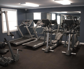 Fitness Weight Room, Pine Crest