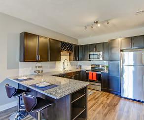 Kitchen, Vivere at La Vista City Centre