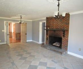 Living Room, 5421 Gales Street