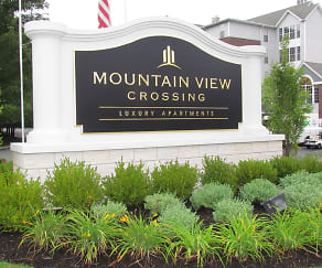 Community Signage, Mountain View Crossing