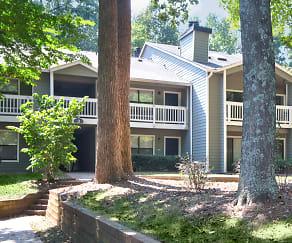 Building, Wendover at River Oaks
