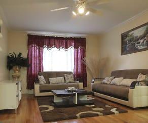 Living Room, Park Haven Place
