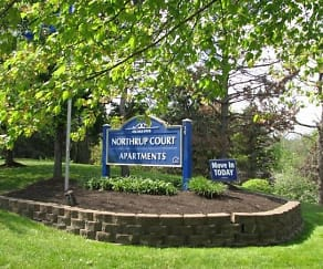 Community Signage, Northrup Court
