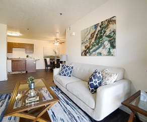 Living Room, Wasatch Commons