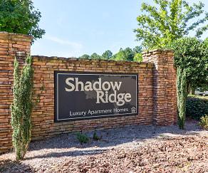 Community Signage, Shadow Ridge
