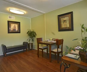 Leasing Office, Bransford House