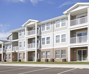Building, Heron Corporate Housing