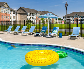 Ocean Aisle Luxury Apartment Homes, Seaford, DE