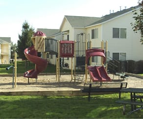 Playground, Turnberry Apartments