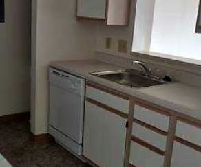 Kitchen, Breckenridge Apartments