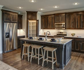 Kitchen, Fairway Villas at City Center