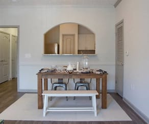 Kitchen, The Estates at Johns Creek
