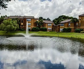 Building, The Oasis at Wekiva