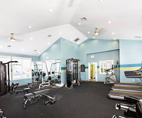 Fitness Weight Room, Abbington at Northampton