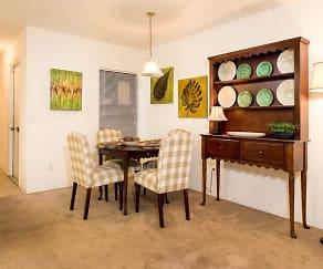 Dining Room, Woodland Villas