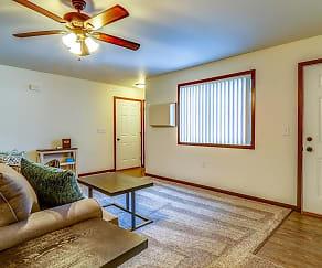 Living Room, Village Estates
