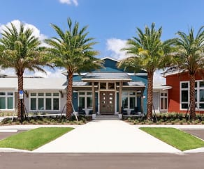 Building, Lake Nona Ariel