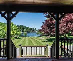 Framed view from front door.jpg, 5 Tamarack Road