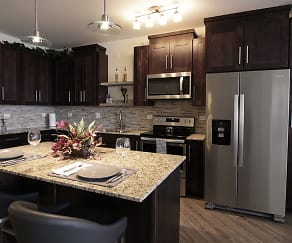 Kitchen, Prairie Winds of St Charles