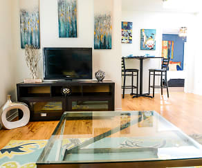 Living Room, The Arbors of Killeen