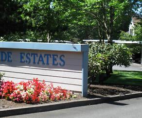 Community Signage, Woodside Estates
