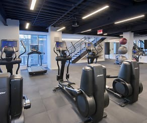 Fitness Weight Room, 345 Harrison