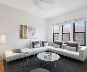 Living Room, 634 W. Cornelia