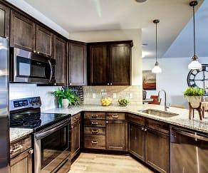 Kitchen, Sonoma Hill