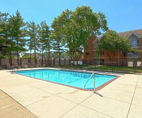 Pool, Old Main Apartments