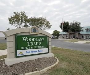 Community Signage, Woodlake Trails