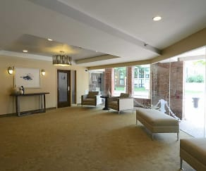 Clubhouse, The Anchorage Apartments