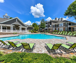 Pool, The Retreat at Johns Creek