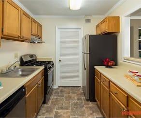 Kitchen, Calibre Springs