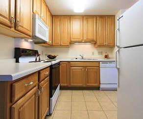 Kitchen, Raintree West