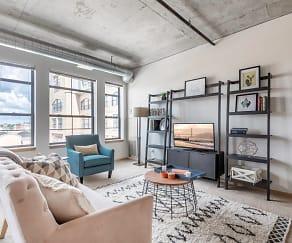 Living Room, Heritage Landing