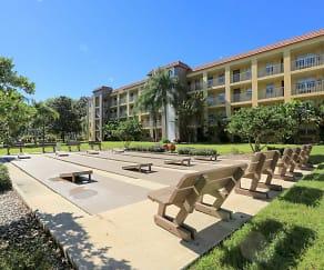 Recreation Area, Griffin Park Apartments