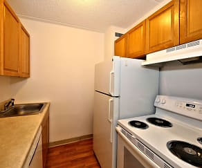 Kitchen, address not disclosed