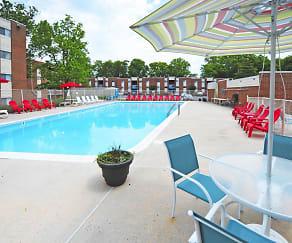 Pool, Camden Hills