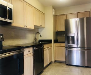 Kitchen, The Excelsior II Luxury Apartments