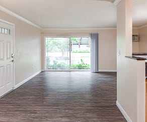 Urban Wood Floors & Open Layouts, Summer Crest